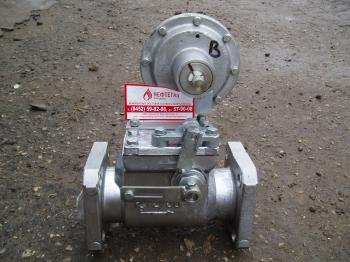 Клапан предохранительный запорные КПЗ-100